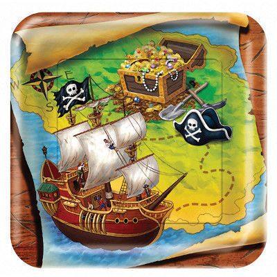 Пиратские сокровища конкурсы