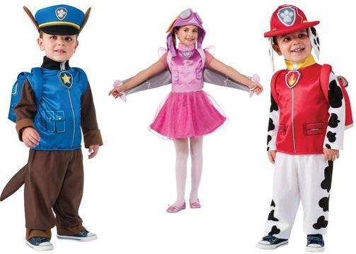 PAW-Patrol-Costumes