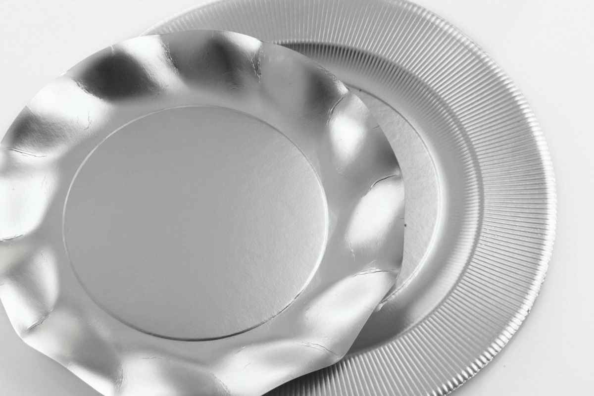 Бумажная посуда для ресторана