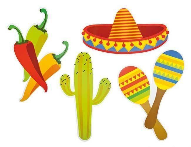 Мексиканская вечеринка атрибутика своими руками 95