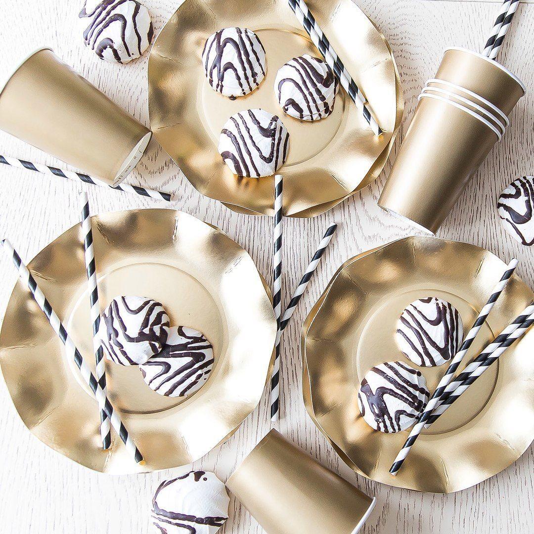 Красивая одноразовая посуда для праздника спб