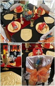 dragon-knights-boy-birthday-party-ideas-6
