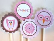 owl-cupcake-toppers