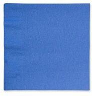 Салфетки праздничные бумажные Marine Blue (синий)