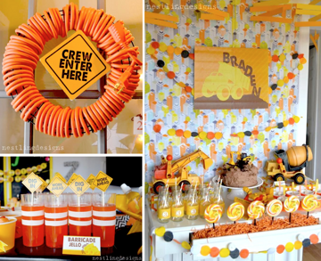 Construction-Themed-Boy-Birthday-Party-via-Karas-Party-Ideas-www.KarasPartyIdeas.com_