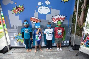 PJ-Masks-Superhero-Birthday-Party-via-Karas-Party-Ideas-KarasPartyIdeas.com17