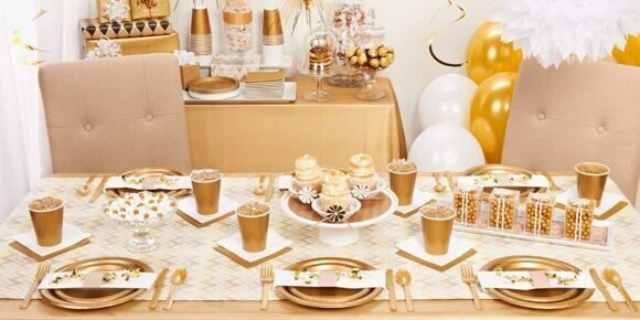 Glittering-Gold-Party-in-a-Box
