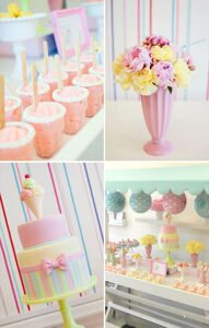 25-Springtime-Birthday-Themes-for-Girls via babble by Chic Cheap Nursery