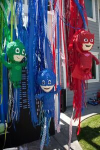 PJ-Masks-Superhero-Birthday-Party-via-Karas-Party-Ideas-KarasPartyIdeas.com42