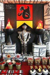 dragon-knight-birthday-party-ideas-boys-098