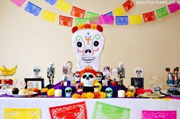 Day of the Dead Altar 10 A