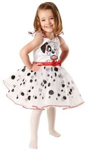 101 Dalmations Girls Dress Up Costume