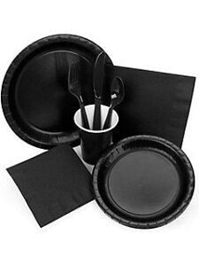 Black-Tableware